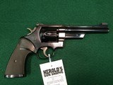 Smith & Wesson Model 27–2 - 3 of 15