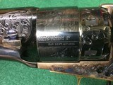 Colt engraving sampler-1860 Army - 15 of 20