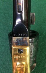 Colt engraving sampler-1860 Army - 9 of 20