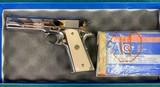 Colt 1911 Custom in .38 Super