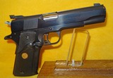 COLT (70 SERIES) 1911 GOLD CUP