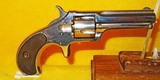 REMINGTON NO.1 (SMOOT PATIENT) REVOLVER