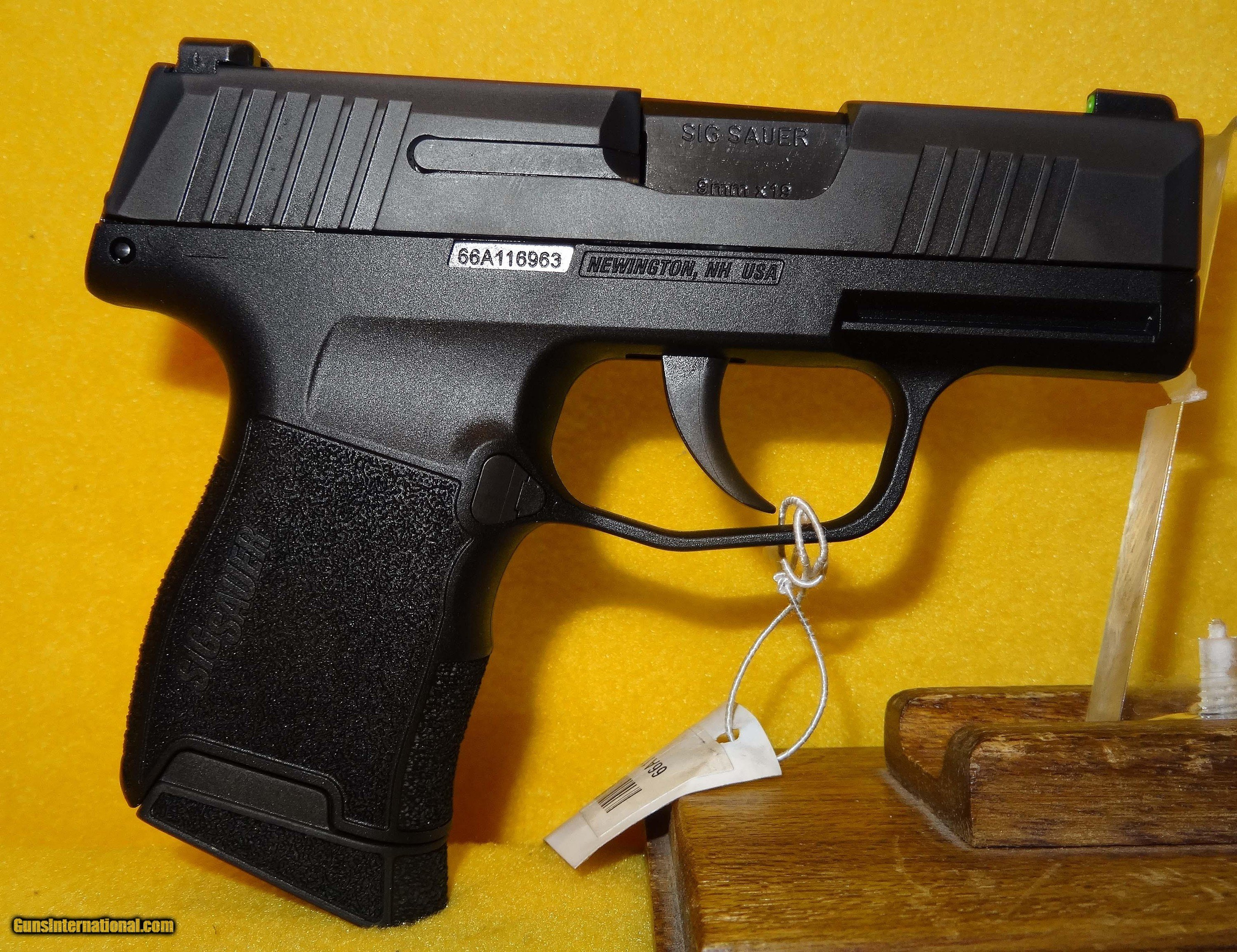 Sig Sauer Serial Number Location
