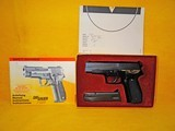 SIG SAUER (WEST GERMANY) P226