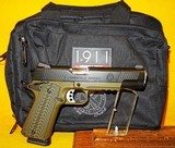 SPRINGFIELD ARMORY 1911 LOADED OPERATOR - 1 of 2