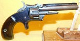 S&W (ANTIQUE) MODEL NO1 THIRD ISSUE TIP UP