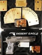 MAGNUM RESEARCH DESERT EAGLE (TRUMP EDITION)