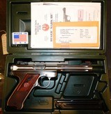 RUGER MKIII HUNTER (TALO EXCLUSIVE)