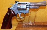S&W 66-1 (CLASS A ENGRAVED) - 2 of 3