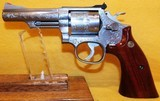 S&W 66-1 (CLASS A ENGRAVED) - 1 of 3