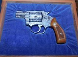 S&W 60(CLASS A ENGRAVED)