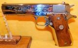 COLT 1911 ETOCOMMEMORATIVE - 3 of 5
