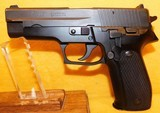 SIG SAUER P226 (MADE IN WEST GERMANY) - 2 of 2