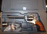 RUGER CONVERTIBLE NEW MODEL SINGLE SIX