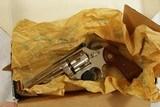 Smith and Wesson Model 34-1 NIB NIckel 4