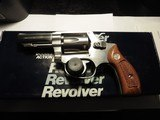 Smith & Wesson 650 .22 WMR Kit Gun NIB 1983 Stainless 3