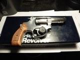 Smith & Wesson 650 .22 WMR Kit Gun NIB 1983 Stainless 3