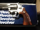 Smith & Wesson 686 LNIB 8 3/8