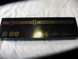 "1980 NIB Browning B-S/S 20ga 26"" Magnum M/M"