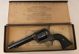 Colt Single Action Army 38-40 in Box Shipped to Los Angeles, CA in 1923