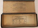 Colt Single Action Army 38-40 in Box Shipped to Los Angeles, CA in 1923 - 14 of 15