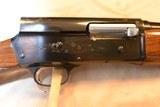 Belgian Browning A5 magum twenty(1978)
