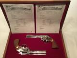 Colt Diamondback .22 Cal. Consecutive S/NR59630 - R59631y