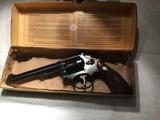 "Model Pre-17 .22 master peace in original box 6"" barreltarget hammer and trigger"
