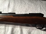 Winchester pre- 64 Grade1 model 70 220 Swift S/N 203122