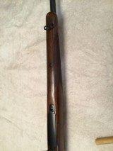 Winchester model 70 pre -64 ( 22 Hornet ) - 15 of 15