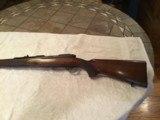 Winchester model 70 pre -64 ( 22 Hornet ) - 1 of 15