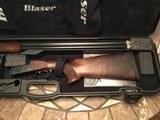 """Blaser F 3 12 gauge sporting 32"""" barrels - 3 of 9"""