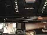 """Blaser F 3 12 gauge sporting 32"""" barrels - 5 of 9"""