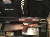 """Blaser F 3 12 gauge sporting 32"""" barrels - 2 of 9"""