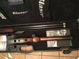 """Blaser F 3 12 gauge sporting 32"""" barrels - 7 of 9"""