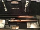 """Blaser F 3 12 gauge sporting 32"""" barrels - 9 of 9"""