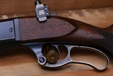 Savage 99T Featherweight Rifle 30-30 1935 Rare W. Redfield Tang Sight 99 - 3 of 15