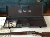Beretta 687EELL 28 Gauge Shotgun, Beautiful! - 1 of 5