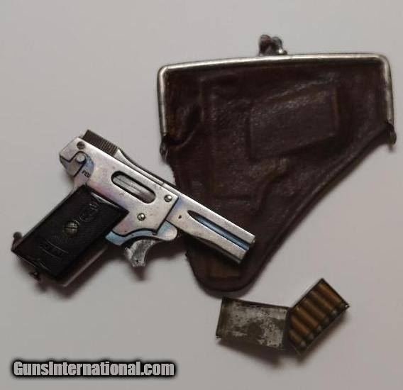 Kolibri Pistol