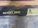 Browning Model 1895 Limited Edition High Grade - 11 of 11