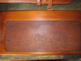 Winchester Model 94 John Wayne 32-40 w/leather scabbard aand gun rack - 13 of 15