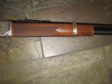 Winchester Model 94 John Wayne 32-40 w/leather scabbard aand gun rack - 5 of 15
