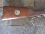 Winchester Model 94 John Wayne 32-40 w/leather scabbard aand gun rack - 2 of 15
