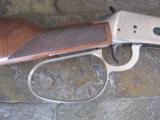 Winchester Model 94 John Wayne 32-40 w/leather scabbard aand gun rack - 3 of 15