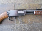 Winchester Model 61 grooved receiver - 7 of 14