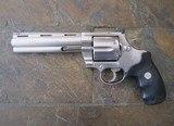 "Colt Anaconda6"" barrel .44 Mag Stainless with original box"