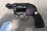 COLT COBRA WITH FACTORY SHIELD