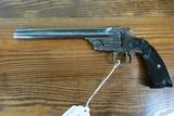 S&W MODEL 1891 2nd MODEL
