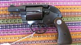 COLT DETECTIVE SPECIAL WITH FACTORY SHIELD