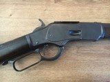 ANTIQUE WINCHESTER RIFLE MODEL 1873, MADE IN 1889 - 3 of 15